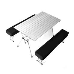 Kokkupandav laud ja kaks tooli