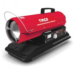 Soojapuhur diislitoitega 20 kW, Timco