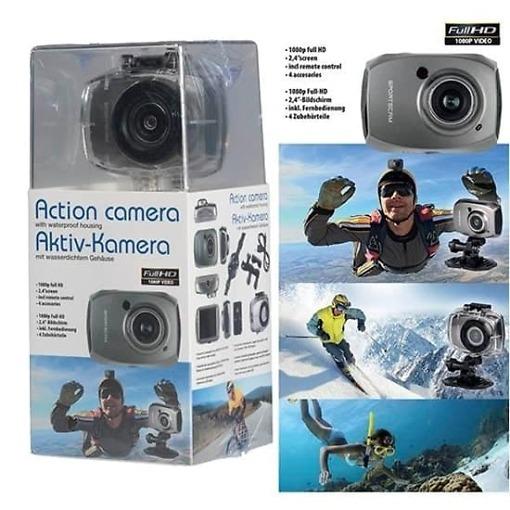 Seikluskaamera 1080p HD