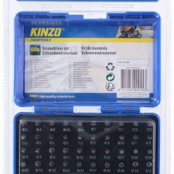 Kruvikeeraja otsikute kompl. 60 osa, Kinzo-2