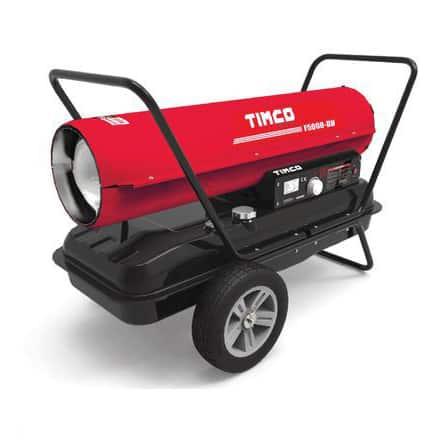 Soojapuhur diislitoitega 40 kW Timco