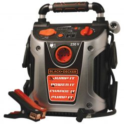 Käivitusabi 500A / kompressor Black&Decker