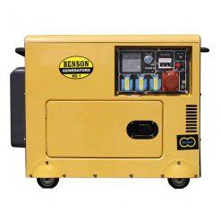 Generaator 5000W / 380V + 230V, Benson