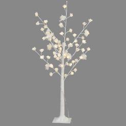 Dekoratiivne LED-roosipuu 125 cm