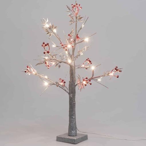 Dekoratiivne LED-valguspuu 60 cm