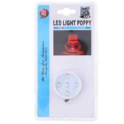 """LED valgusalus """"Poppy"""" õhuvärskendajale"""