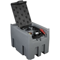 Elektrilise pumbaga kütusepaak, 400 L, Selecta