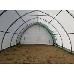 PVC Hall 12,8 x 6,1 x 3,66 m, 900 g / m²